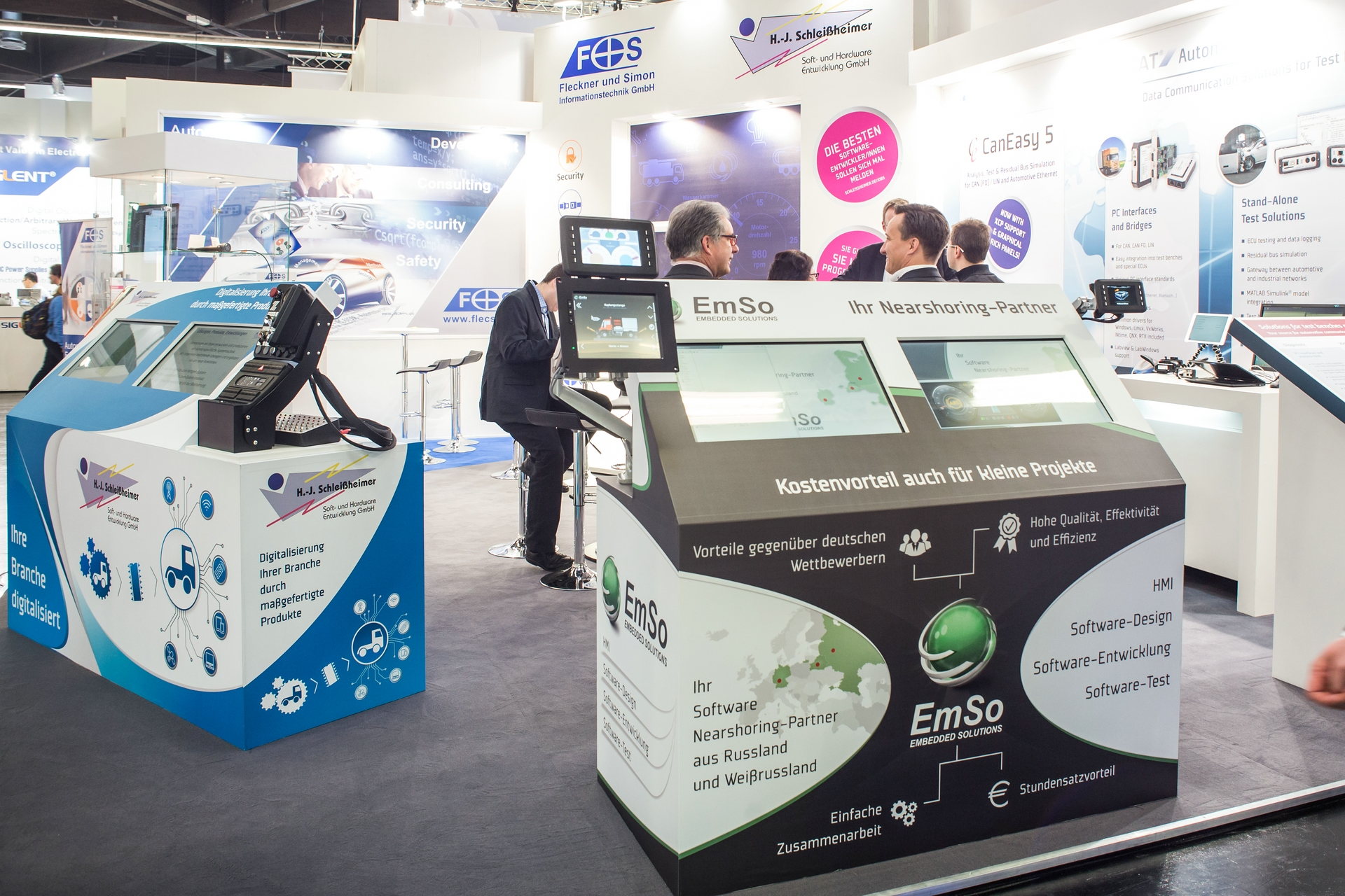 Embedded World Exhibition 2019